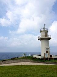 湘南藤沢から五島列島へ宇久島の対馬瀬灯台