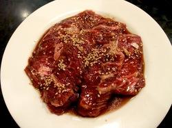 藤沢市善行の焼き肉松の実のカルビ