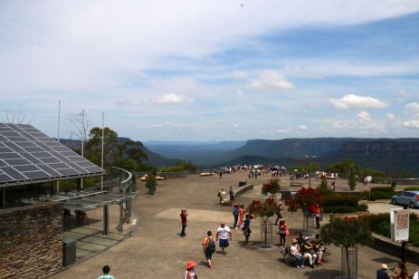 Echo Point / 3 Sisters