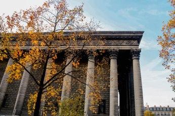 L'église de la Madeleine