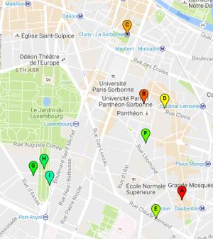 5th & 6th Arrondissement