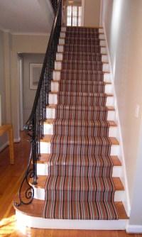 Carpet Installation Stairs