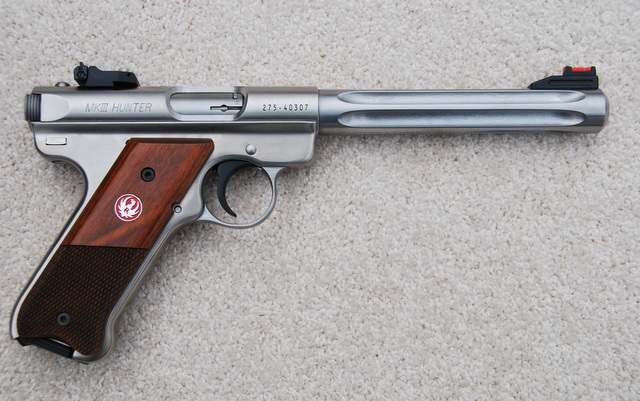 Ruger Mark III Hunter (2)