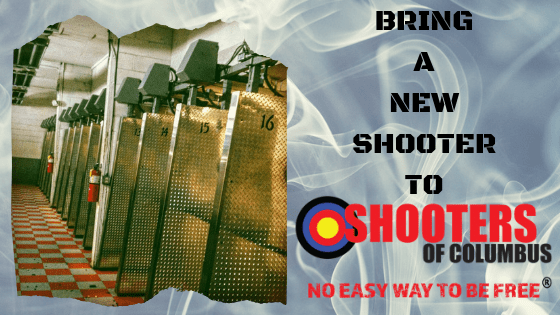 BRING A NEW SHOOTER