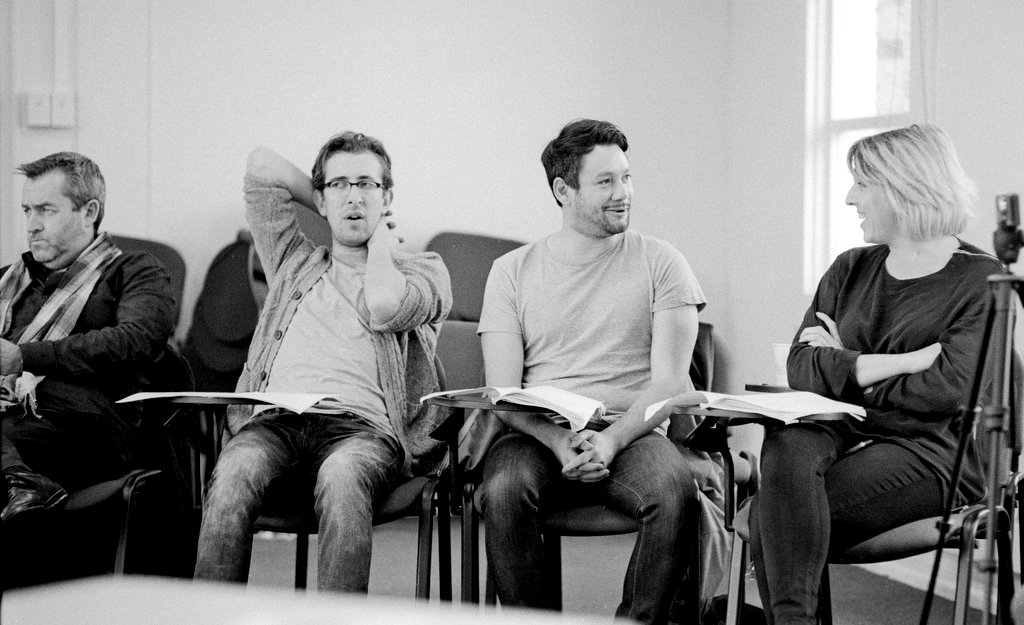 First photos from new music theatre production workshop