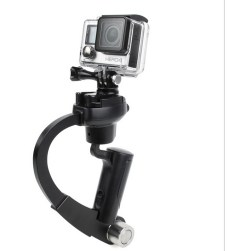 NEW-Pro-Handheld-Stabilizer-font-b-Steady-b-font-Steadycam-bow-shape-for-font-b-Camera
