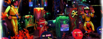 shooting gallery toxic waste