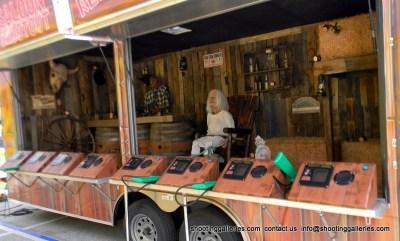 Redneck Shooting Gallery
