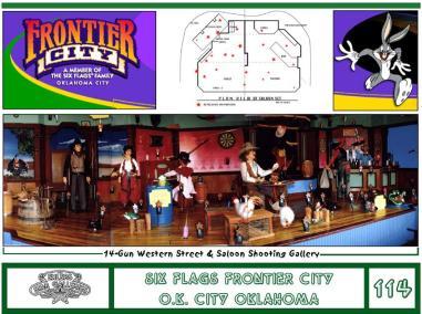 Frontier City Oklahoma