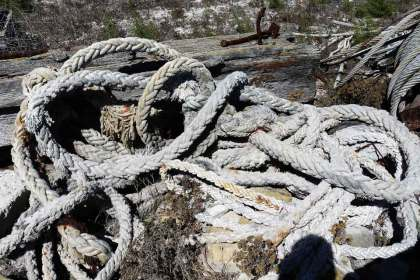 Rope of Robben Island