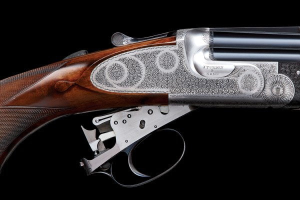 Purdey's New Sporting Clays Gun