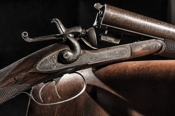 An Anglo-American Remington