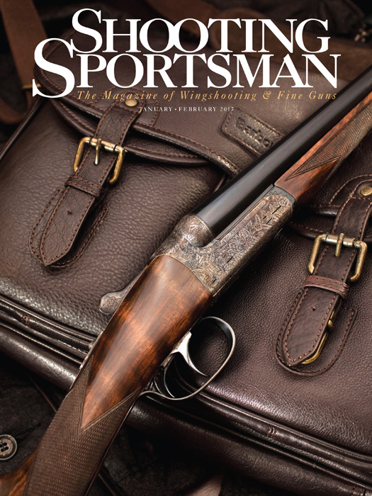 Shooting Sportsman Magazine - January/February 2017 cover