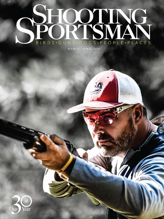 Shooting Sportsman Magazine - March/April 2018 cover