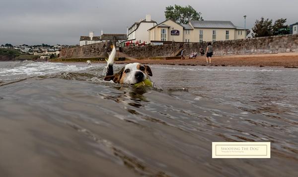 Fidget swimming