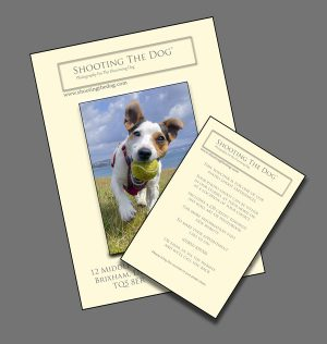 Shooting The Dog Gift Vouchers