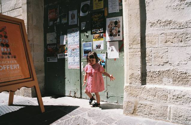 South of france on film