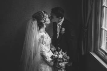 Rose & Matt's Leicestershire Home Wedding