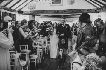 Wedding at Shearsby Bath
