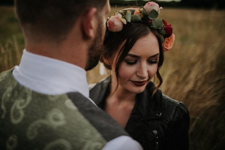 secret barn outdoor wedding