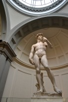 """""""THE"""" David, Florence, Italy"""