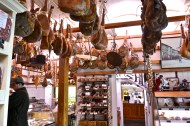 Charcuterie, Greve in Chianti, Italy.