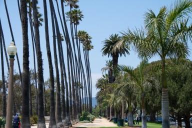 Palisades Park, Santa Monica.