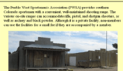Pueblo West Sportsman's Association