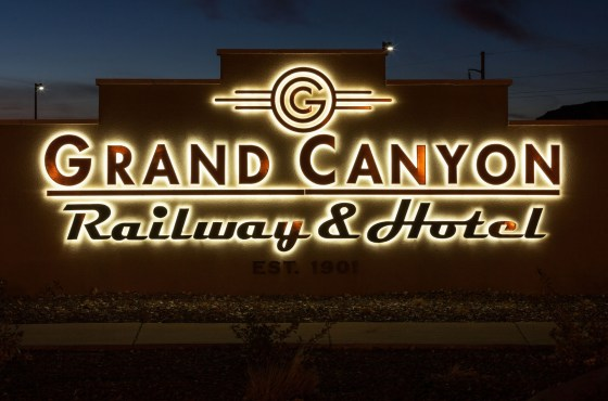 Southwest 2015 – The Grand Canyon Railway