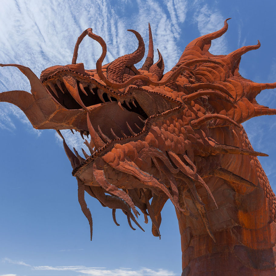 Borrego Springs: Desert Sculptures and Off Road Fever