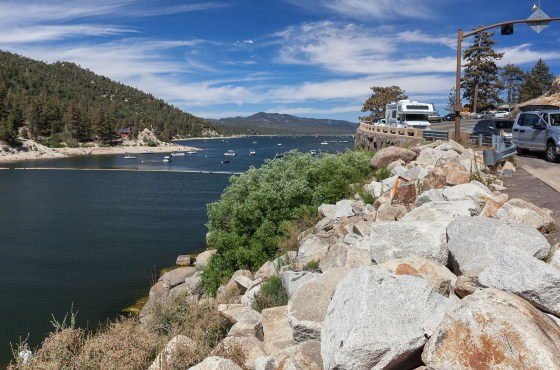 Independence Day at Big Bear Lake 2016