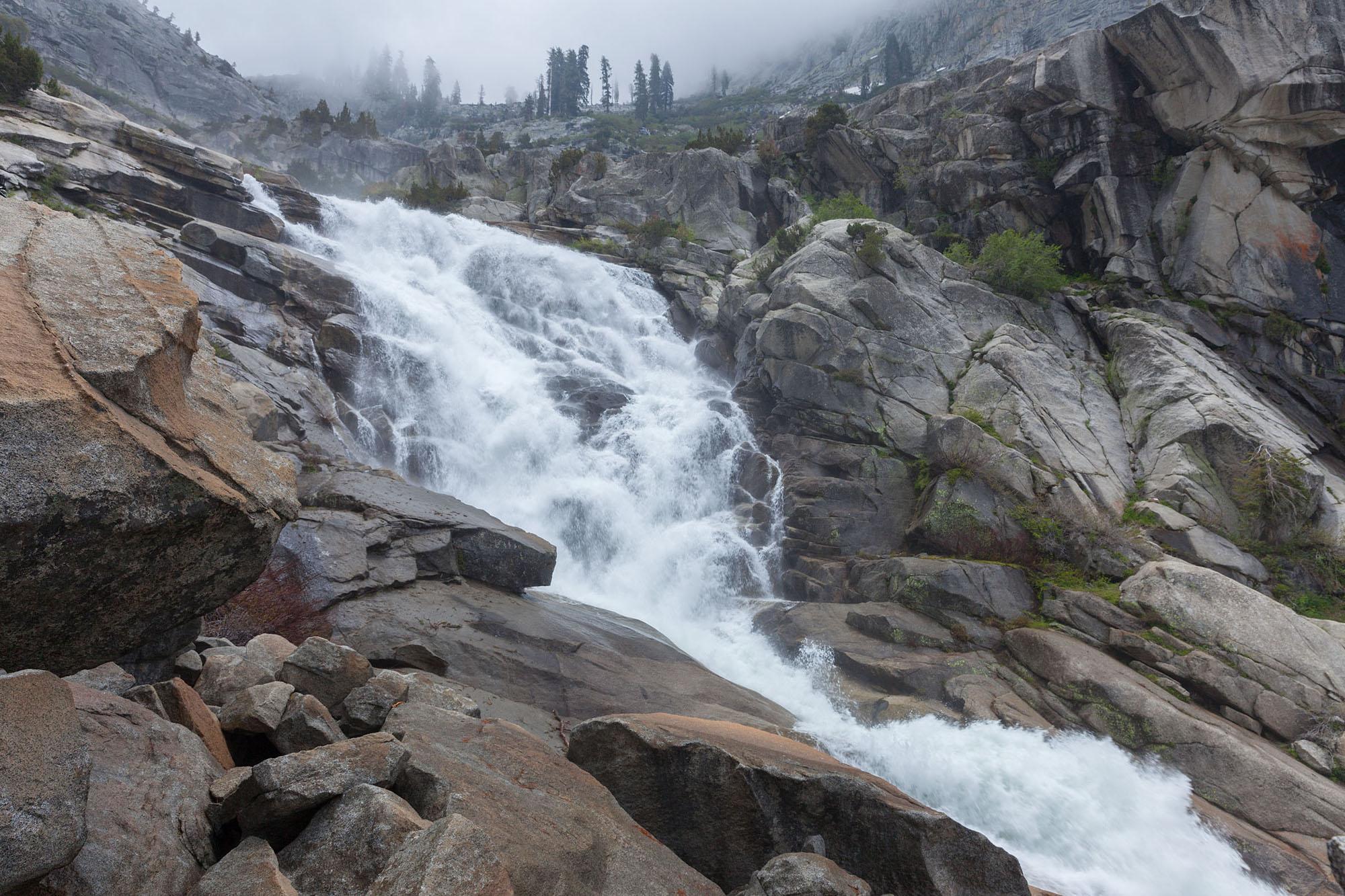 The Tokopah Valley Trail 2017