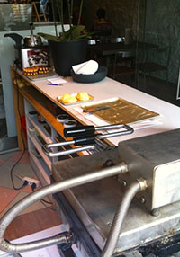 Original Waffle Window