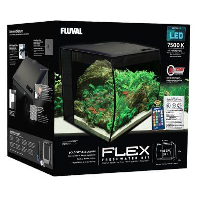 Kit d'aquarium Fluval Flex