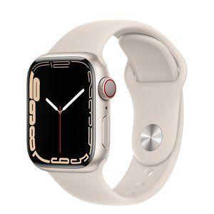 Apple Watch S7 GPS + Cellular 41mm