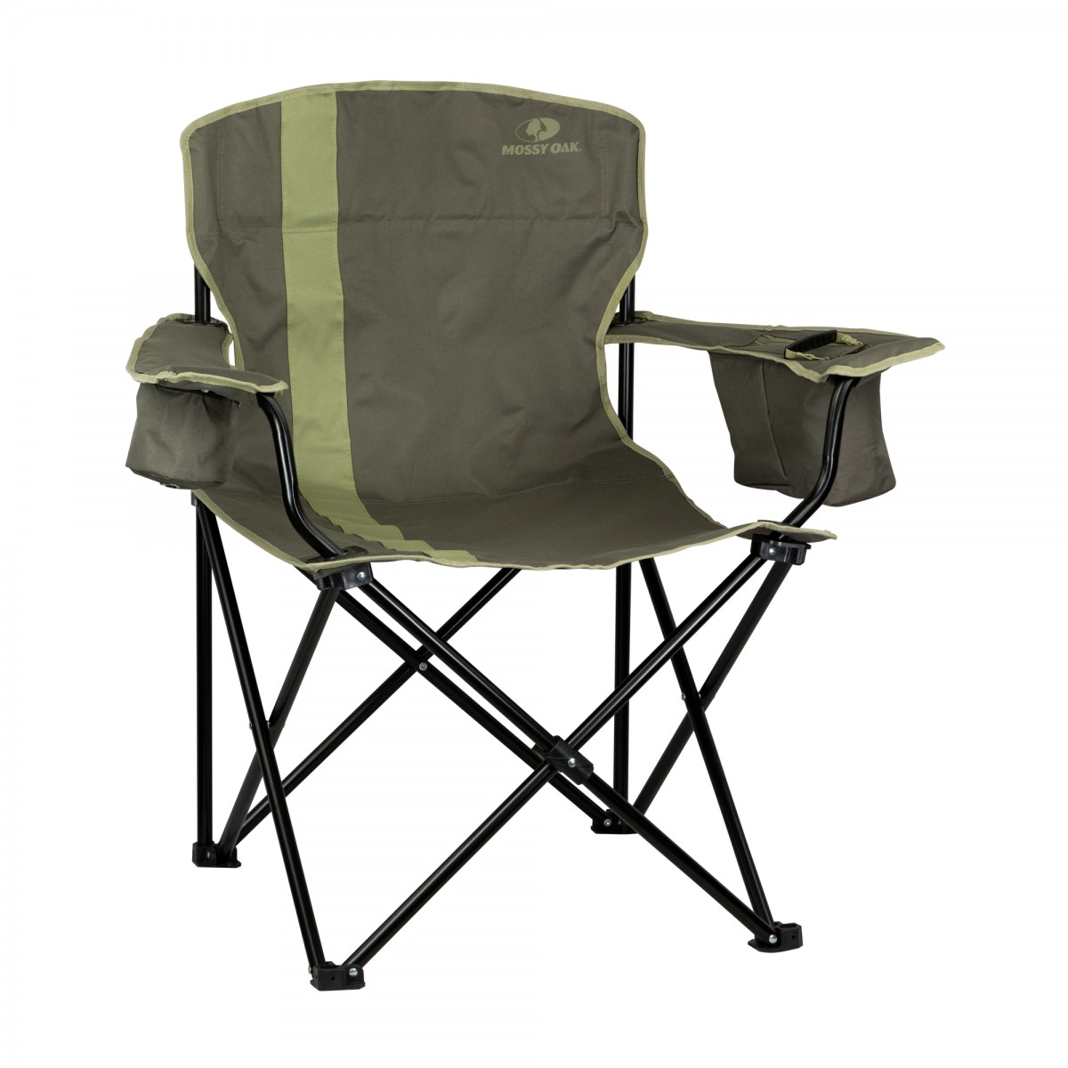 Folding Camp Chair Mossy Oak Deluxe Folding Camping Chair