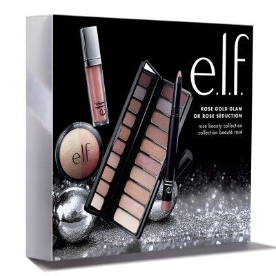 e.l.f. Rose Gold Glam Collection - купити в Україні
