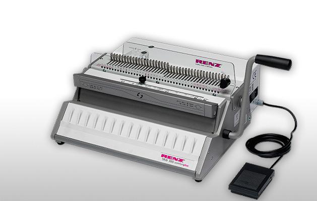 RENZ SRW 360 ComfortPlus – predvádzací stroj