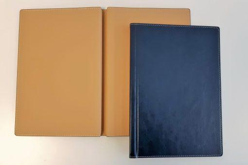 LEATHER RSPH – tvrdé obaly s textúrou kože