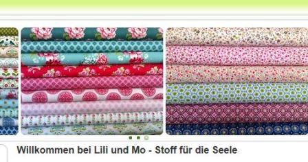 Stoffe online Shop Schweiz  Lili und Mo  Shopfindench