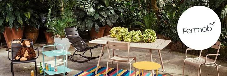 4 bonnes raisons pourquoi il est interessant d acheter des meubles de jardin fermob chez interio