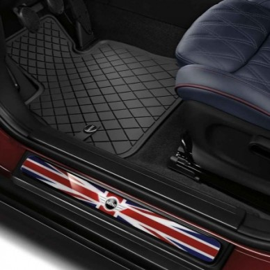 tapis de sol tous temps mini clubman f54