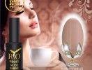 Каучуковый гель-лак Rio Profi серия Nude Shine №10 Кофейный Блюз, 7 мл