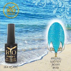 Гель лак Rio Profi Серия Sea Pearl 7 мл №19 Щепот волн
