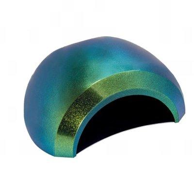 NAIL LAMP Лампа для сушки ногтей UV/LED, 48 Вт, корпус металлик хамелеон