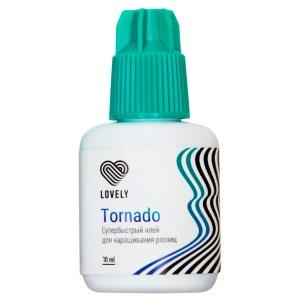 Клей черный Lovely «Tornado», 10 мл