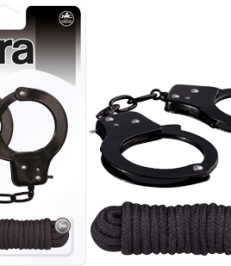 Sex Extra Cuffs Plus Love Rope Set - Shop-Naughty.