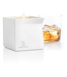 Jimmyjane Afterglow Massage Candle Bourbon - Shop-Naughty.co.uk