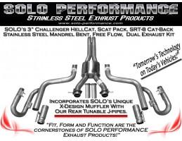 2015-Present Hellcat Mach-XV (Fits Hellcat, Scat Pack & SRT-8)