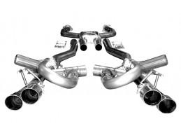 2008-2009 G8 Mach Balanced CAT Back Exhaust Kit Pontiac G8